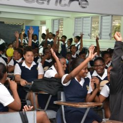Photo Digest » Westwood High - Nov 2015 - Schools Outreach
